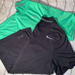 Men's Nike Dri-Fit Large Set of Two